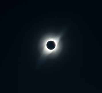 Eclipse 02.07.2019 Chile - Korona 1