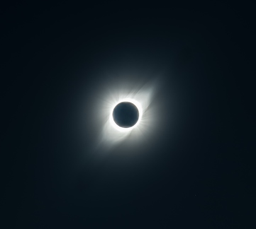 Eclipse 02.07.2019 Chile - Korona 2