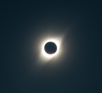 Eclipse 02.07.2019 Chile - Korona 3
